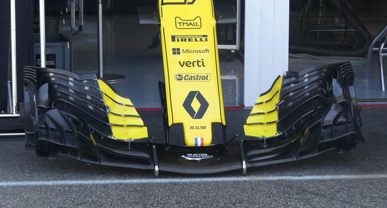 Renault - GP Deutschland - Hockenheim - Formel 1 - Donnerstag - 19.7.2018