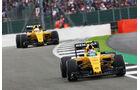Renault - GP England - Formel 1 - 2016