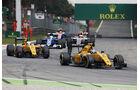 Renault - GP Italien 2016