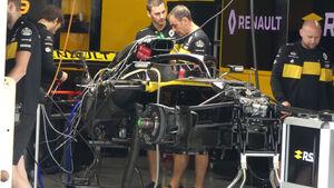 Renault - GP Japan - Suzuka - Donnerstag - 4.10.2018