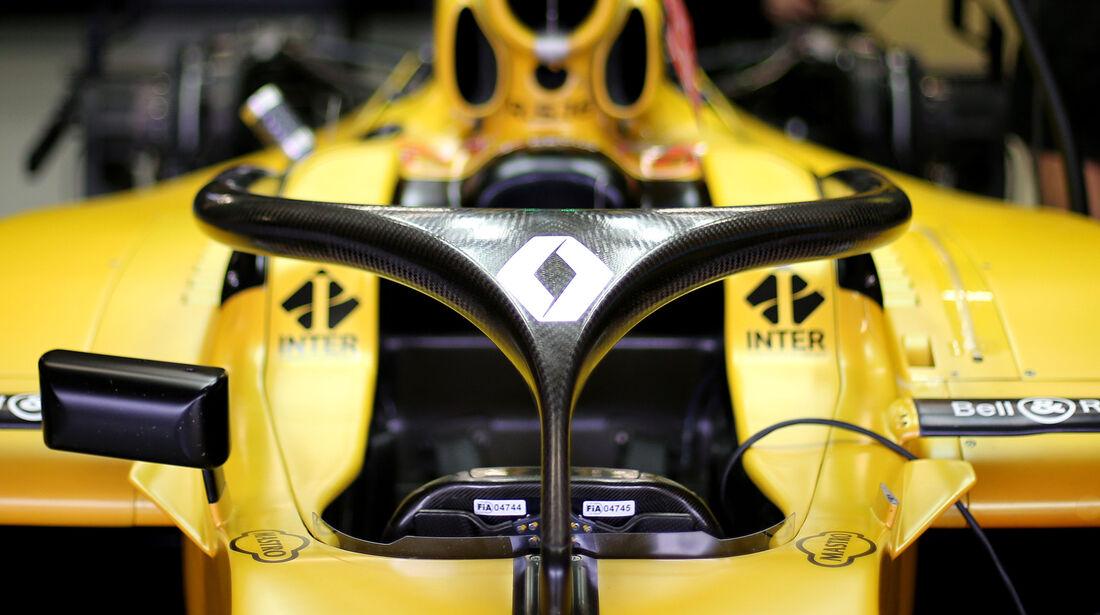 Renault - GP Mexiko 2016
