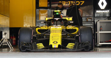 Renault - GP Mexiko 2018