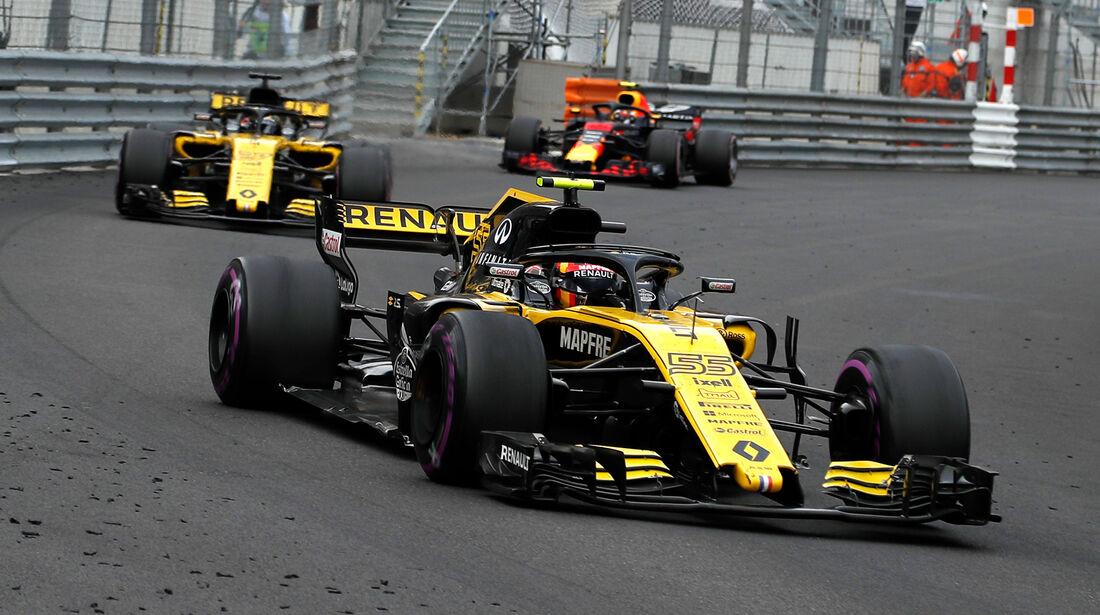 Renault - GP Monaco 2018
