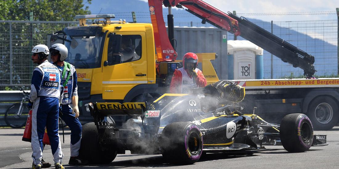 Renault - GP Österreich 2018