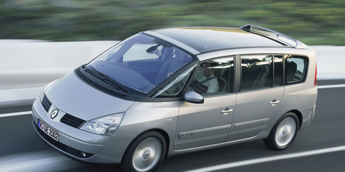 Renault Grand Espace 2.0 T