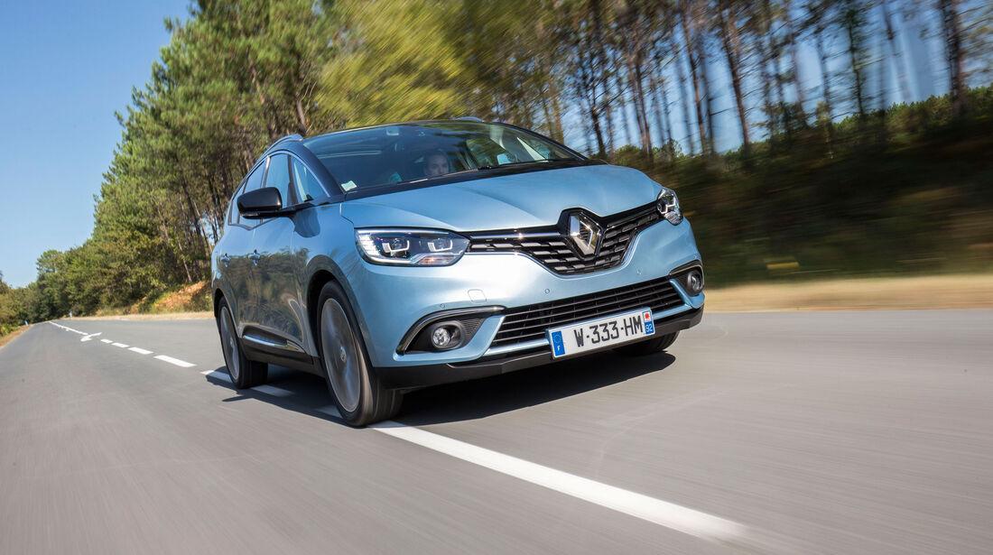 Renault Grand Scénic - Van - Fahrbericht
