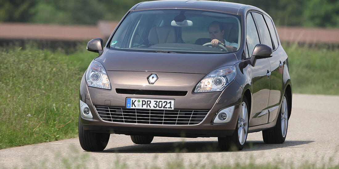Renault Grand Scenic TCe 130 Luxe