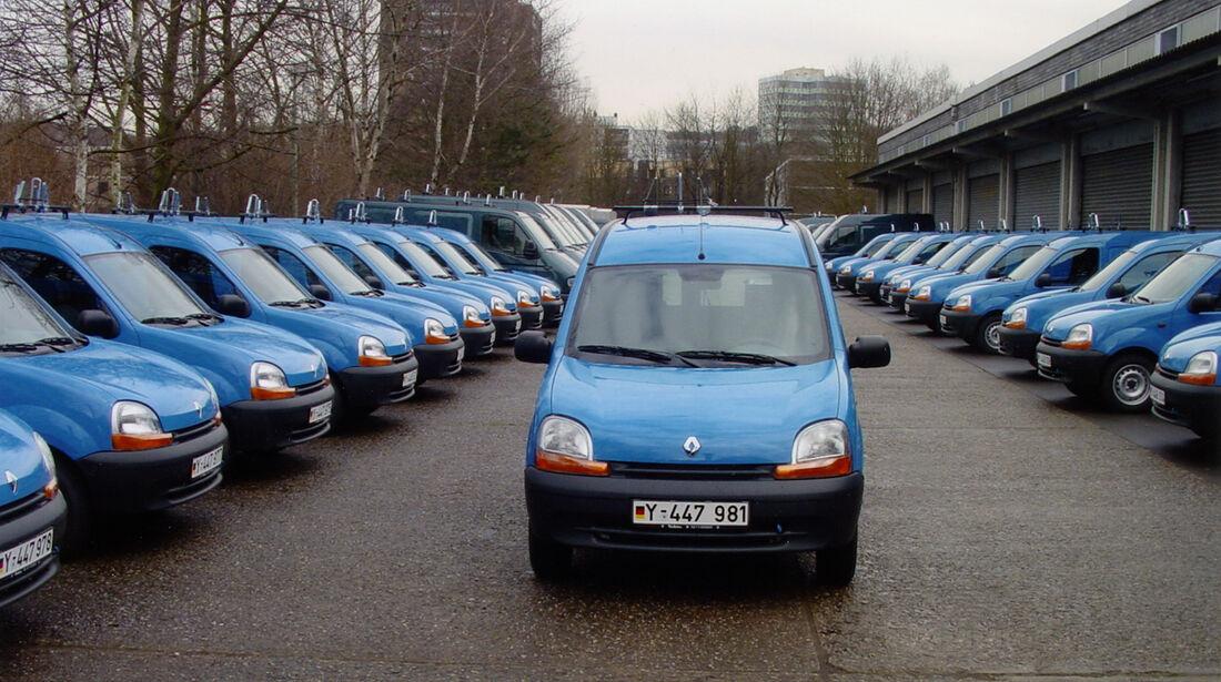 Renault Kangoo Bundeswehr