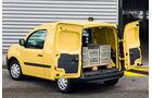 Renault Kangoo, Laderaum