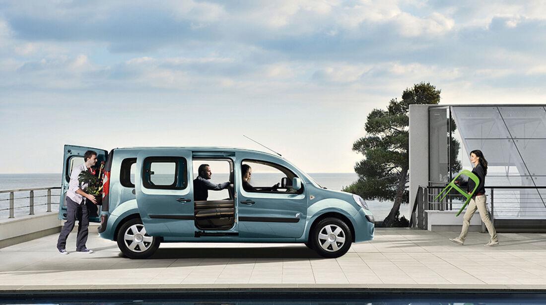 Renault Kangoo Maxi Z.E., Elektroauto