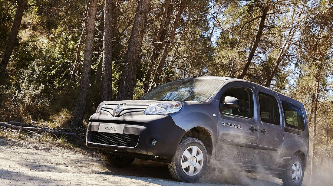 Renault Kangoo X-Track