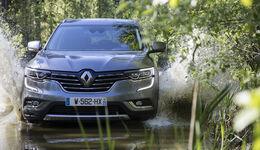 Renault Koleos 2.0 4WD Fahrbericht Offroad