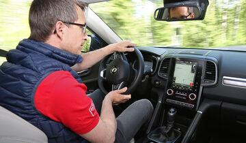 Renault Koleos Fahrbericht 2017