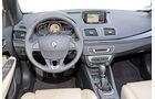 Renault Mégane Coupé-Cabriolet TCe 130, Cockpit