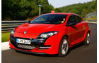 Renault Mégane R.S., Frontansicht