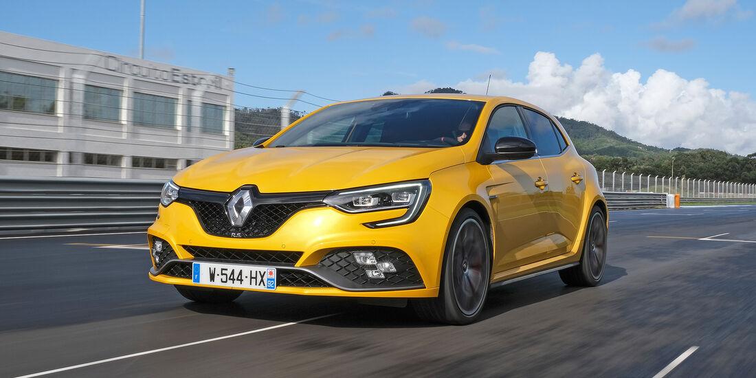 Renault Mégane R.S. Trophy - Serie - Kompaktwagen ueber 35000 Euro - sport auto Award 2019
