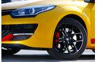 Renault Mégane RS, Rad, Felge, Bremse
