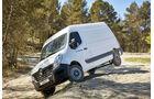Renault Master X-Track Transporter 2016