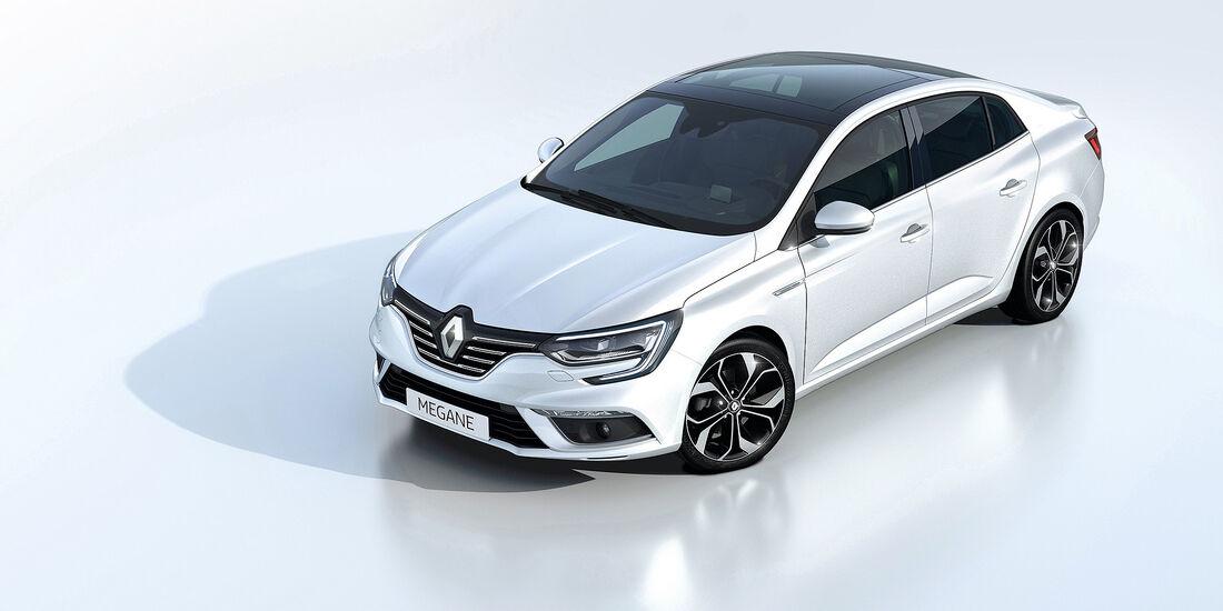Renault Megane Limousine