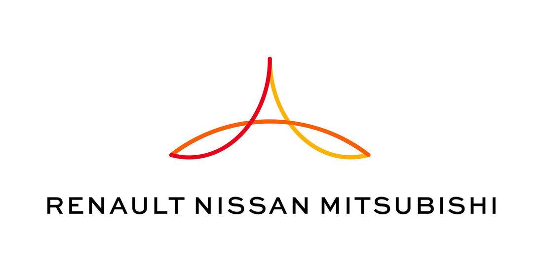 Renault-Nissan-Mitsubishi Logo