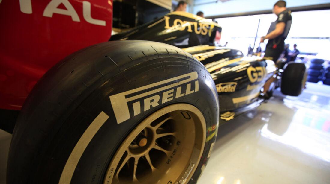 Renault Pirelli 2011