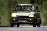 Renault R5 GTL, Frontansicht