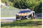 Renault RS01 - Freies Training - 24h-Rennen Nürburgring 2017 - Nordschleife