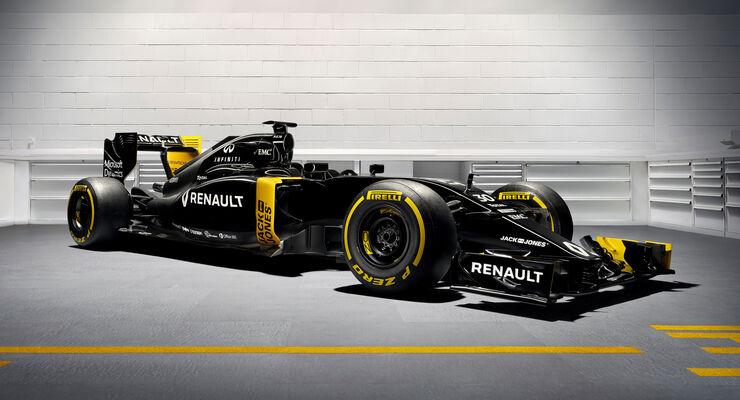Renault RS16 - Formel 1 - 2016