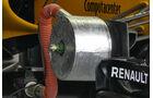 Renault - Reifendruck-Manipulation - Formel 1 - 2016