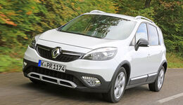 Renault Scénic TCe 130 Xmod, Frontansicht