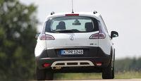 Renault Scénic XMod Energy dCi 110 Paris, Heckansicht