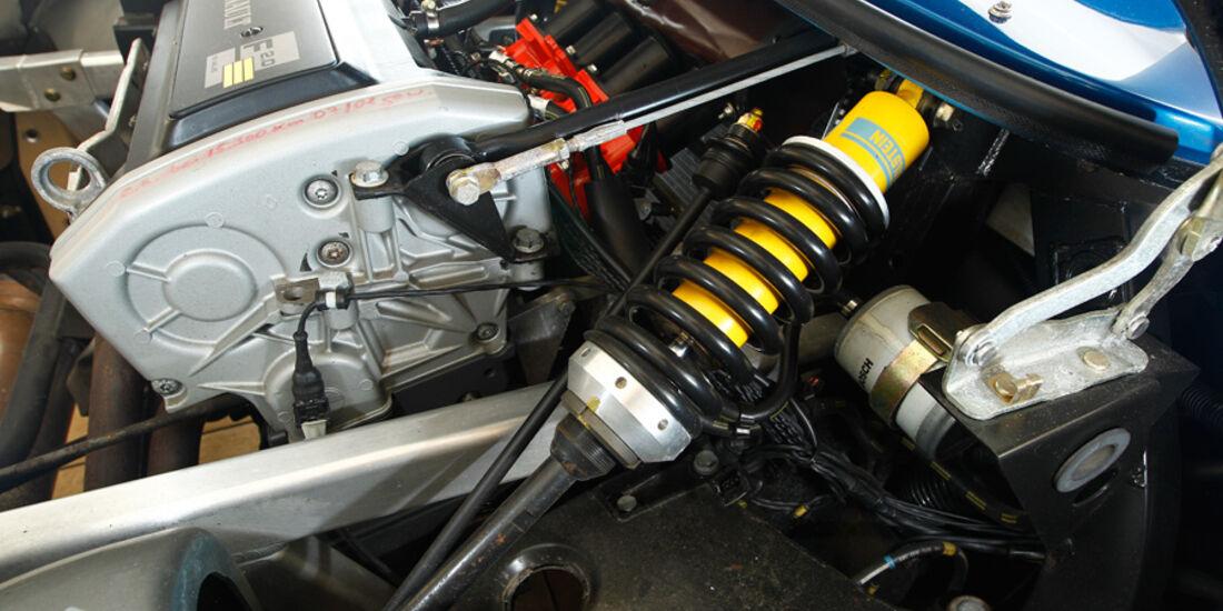 Renault Sport Spider, Stoßdämpfer