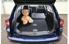 Renault Talismann Grandtour, Kofferraum