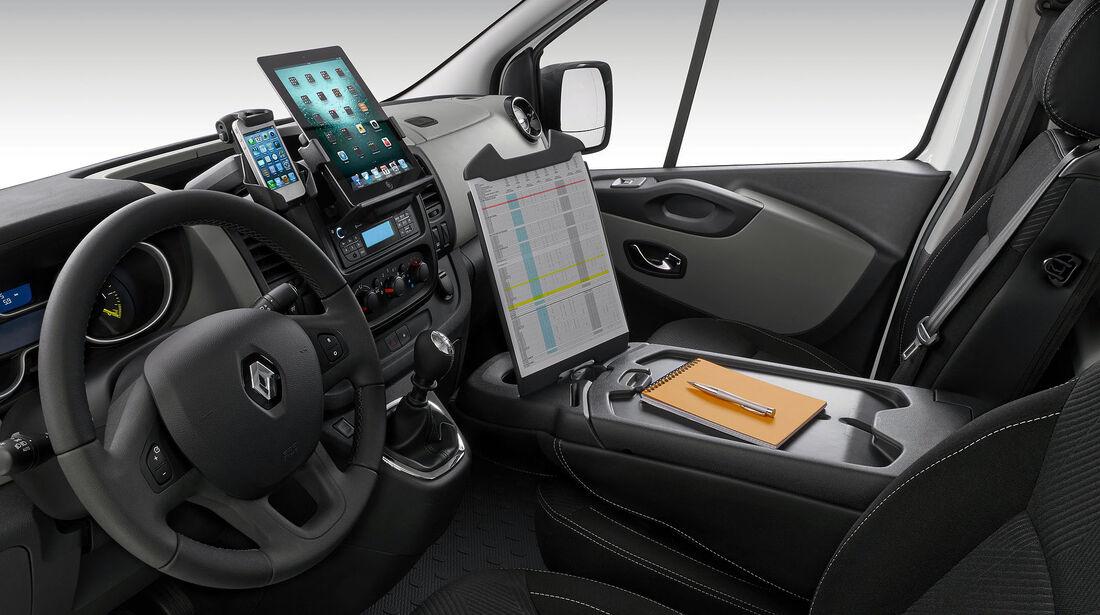 Renault Trafic X-Track Transporter 2016