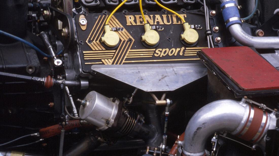 Renault Turbo - Verrückte Formel 1-Ideen