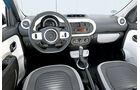 Renault Twingo Energy SCe, Cockpit