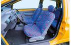 Renault Twingo, Sitze, Interieur