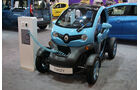 Renault Twizy - Electric Vehicle Symposium 2017 - Stuttgart - Messe - EVS30