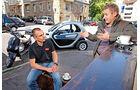 Renault Twizy, Jörn Thomas, Jens Katemann, Seitenansicht