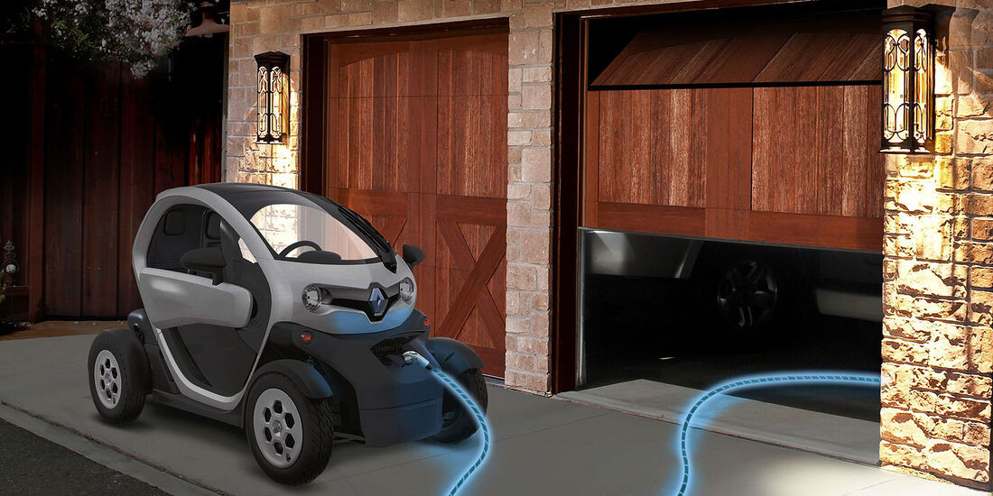 Renault Twizy POM Concept