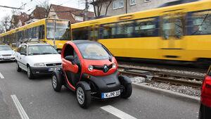 Renault Twizy, Stadtverkehr