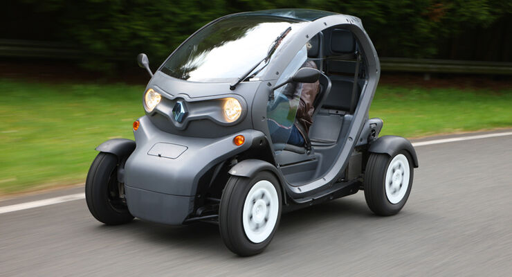 renault twizy im fahrbericht unterwegs im elektro ei. Black Bedroom Furniture Sets. Home Design Ideas