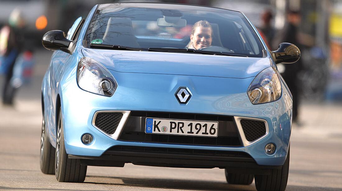 Renault Wind, Cabrio
