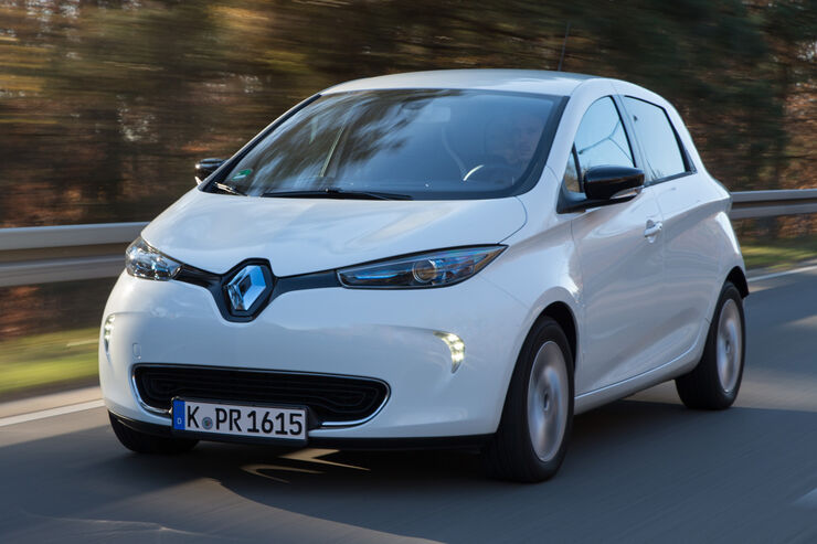 renault zoe 22 kwh intens im test auto motor und sport. Black Bedroom Furniture Sets. Home Design Ideas
