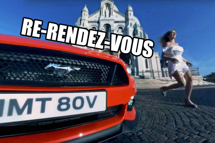 rendezvous ford verfilmt die raserei durch paris neu in 360 grad auto motor und sport. Black Bedroom Furniture Sets. Home Design Ideas