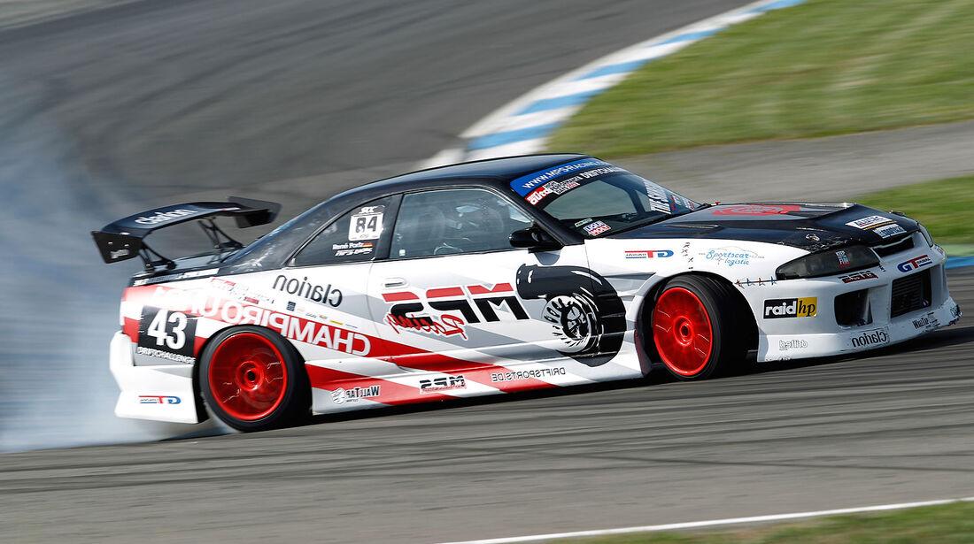 Rene Portz, Drifter43DriftChallenge, High Performance Days 2012, Hockenheimring