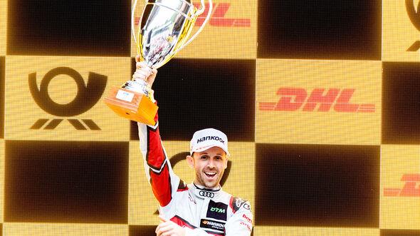 Rene Rast - DTM Zolder - 2019