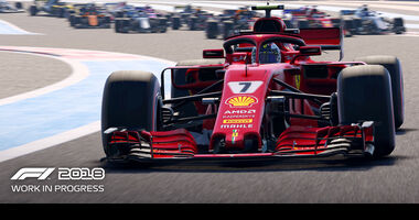 Rennspiel - F1 2018 - Game - Screenshot