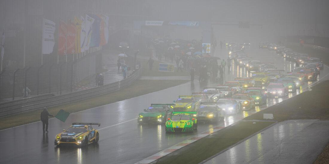 Restart - 24h-Rennen Nürburgring 2018 - Nordschleife - 13.5.2018