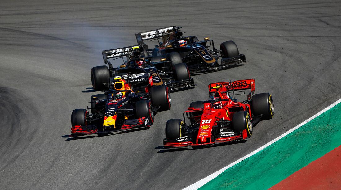 Restart - Formel 1 - GP Spanien 2019